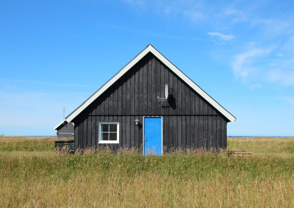 niebieski dom budowa mieszkania eigenheim szalas