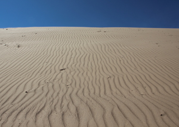 zblizenie space pustynia plaza brzegach brzeg
