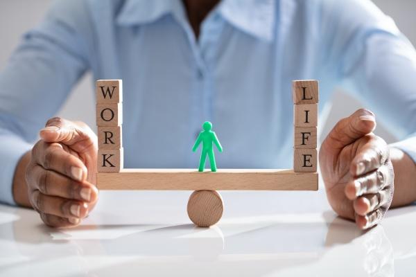 bizneswoman ochrona rownowagi miedzy zyciem zawodowym