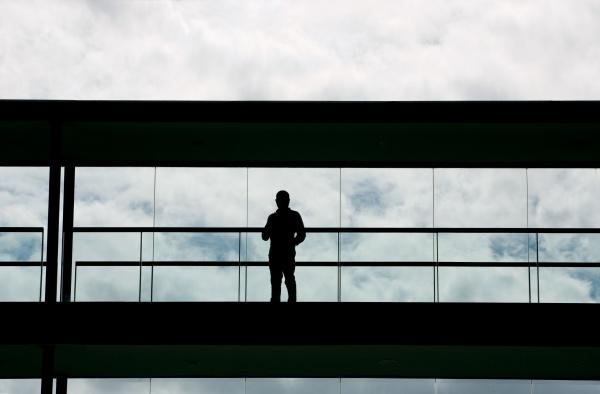 nowoczesny czlowiek biurowy