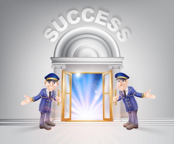 door, to, success, and, doormen - 28895987