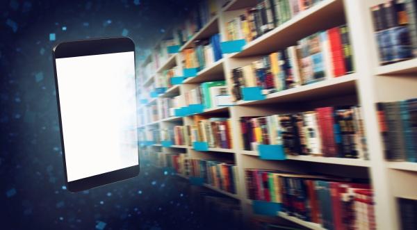 proces, digitalizacji, od, książek, do, ebooków. - 29835884