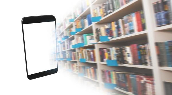 proces, digitalizacji, od, książek, do, ebooków. - 29835887