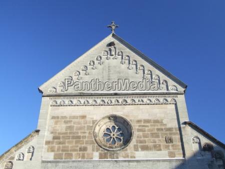 fasada kosciola swietego jana