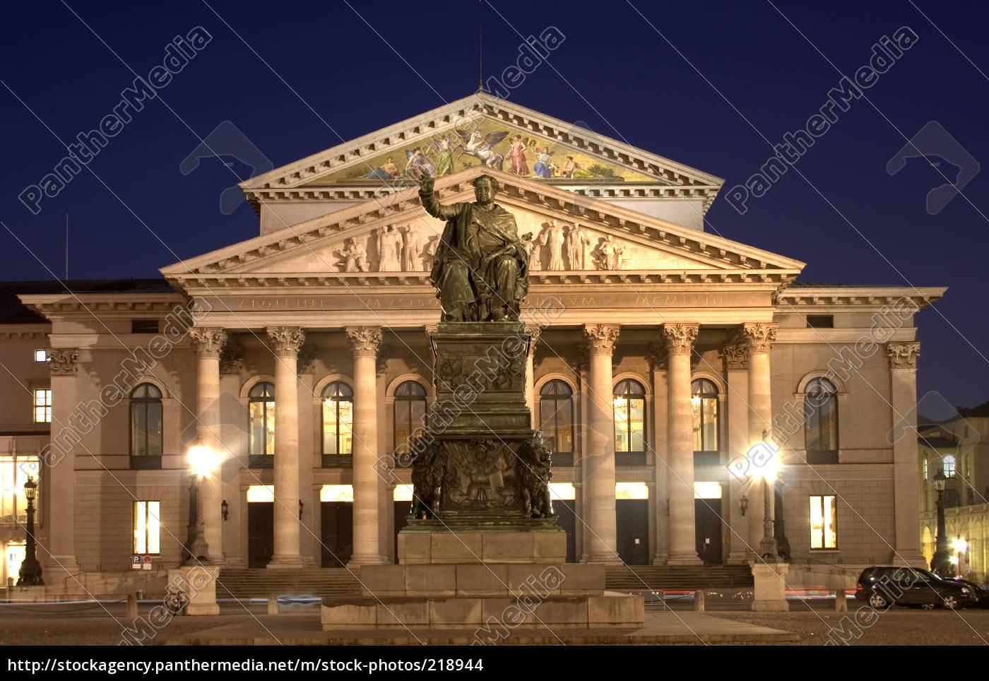 munich, opera - 218944