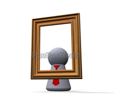 sztuka drewno drewna portret potrait spojrzenie