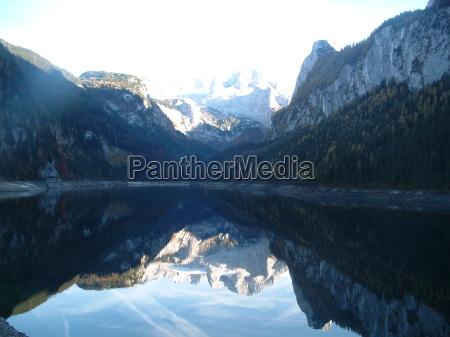 gory migracja wedrowac nastroj reflection krajobraz
