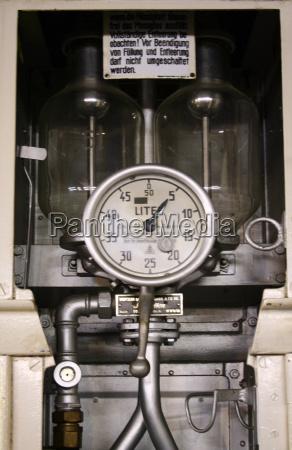 pompa gazu