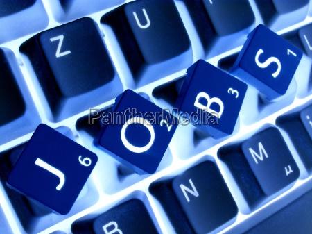 niebieski klawiatura listow slowo sklepy handel