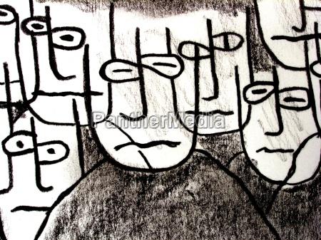 ludzie ludzi ludowy osoby czlowiek twarz