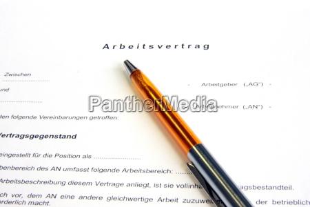 kontrakt zakontraktowane podkladka udokumentowane umowa o