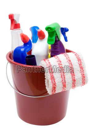 czyszczenia naczyn