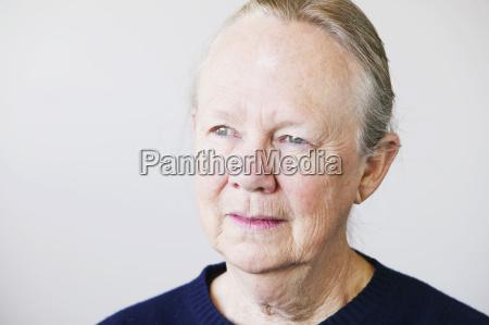 starszy kobieta