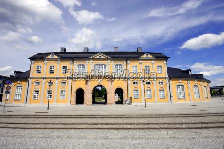 historyczny barok fasada styl budowy architektura
