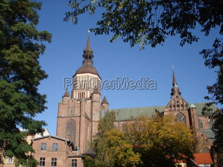 kosciol pfarrkirche nowy sprzedaz marienkirche st