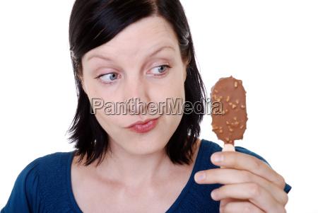 kobieta womane baba przemyslenia skubac apetyt