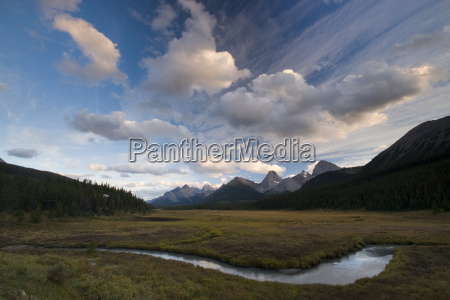 panorame gor river rzeka aqua wodne