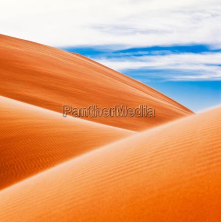 wydmy pustyni