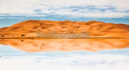 pustynia afryka lato letni gorace goraca