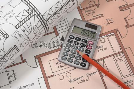 construction blueprint