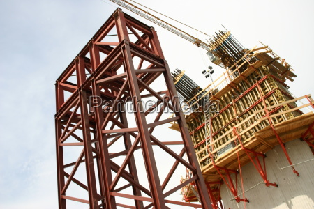pomost rugia konstruowac budowlanych ruegenbruecke stralsund
