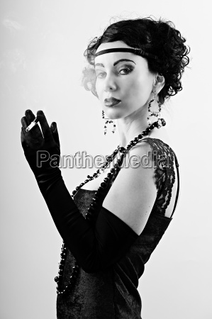 palenie lady iv