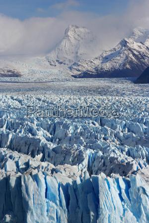 lod argentyna lodowiec snieg