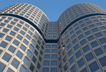 curved modern architecture