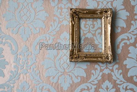 barok noble szlachetny ramki obrazu tapeta