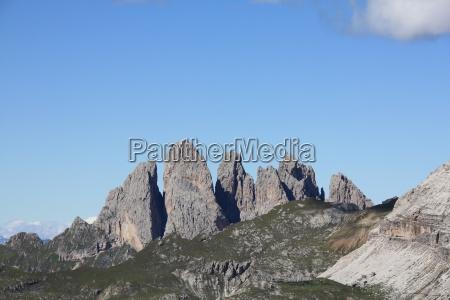 gory dolomity alpy migracja wedrowac poludniowy