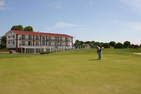 golf put golfiarz mecklenburgvorpommern kaschow strelasund