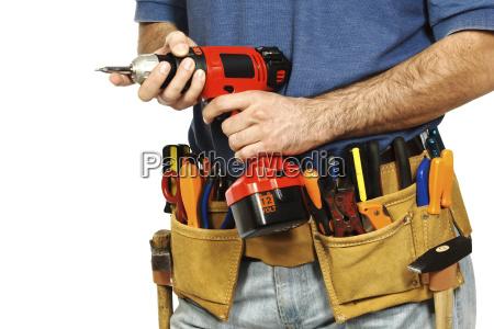 manual worker detail