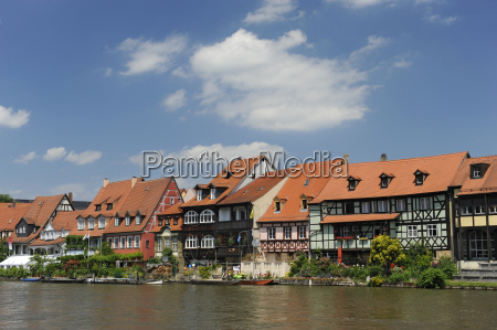 unesco world heritage city bamberg in