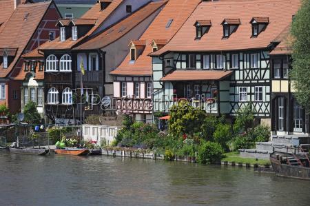 unesco city of bamberg in bavaria