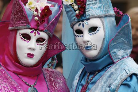 wenecja maski karnawal kostiumy kostium quothallia