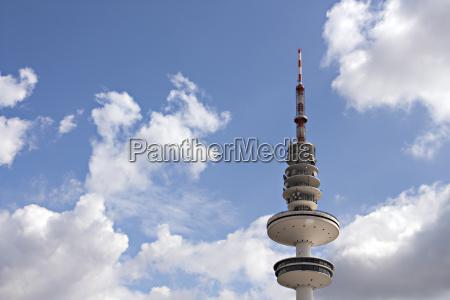 hamburg tv tower