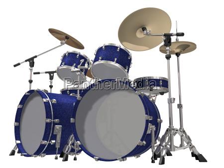 muzyka perkusja jazz drumming balanzieren massnahme