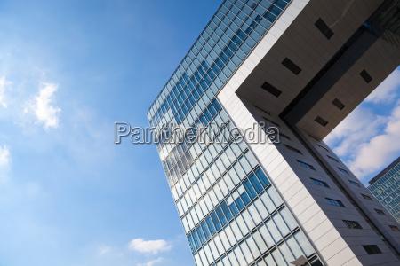 modern architecture in cologne