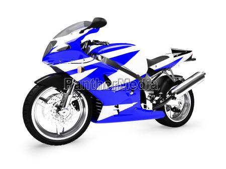 pojedyncze motocykla