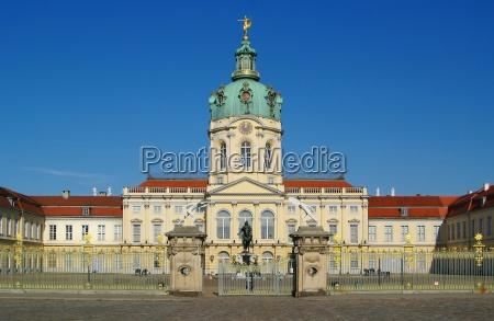 detal barok ornament berlin pretensjonalny zlote