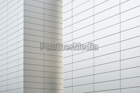 abstract modern architectural view