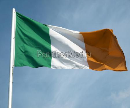 flaga klamka jacks bandera irlandia klinken