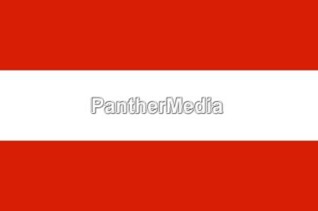 flaga narodowa austrii