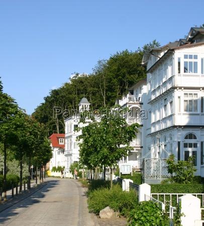 domy rugia wyspa mecklenburgvorpommern binz 18609