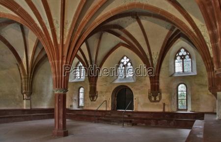 klasztor hall eberbach