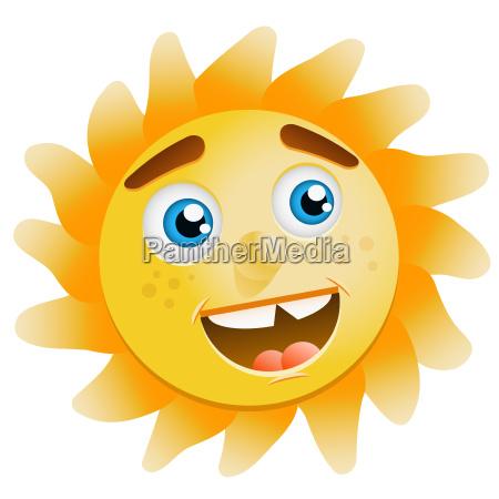 lato letni wiosna krynica sezon smiley