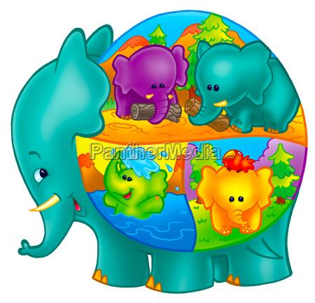 slodki slon