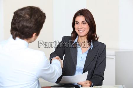 kandydata do pracy o rozmowie kwalifikacyjnej
