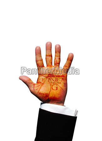 brussels hand