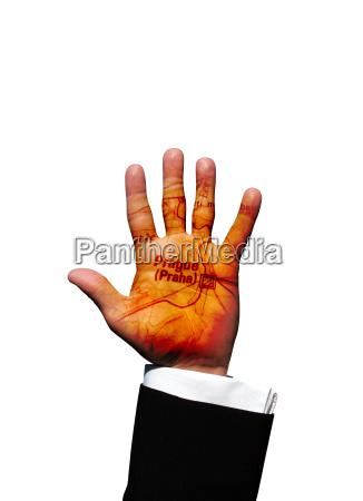 prague hand